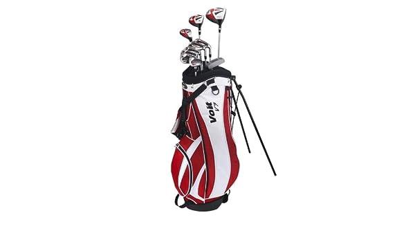 Voit V7 Hombre Grafito & Acero Juego de palos de golf y ...