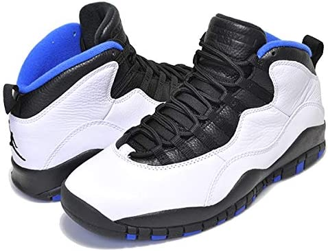 Nike Air Jordan 10 Retro Orlando Men/'s Basketball Shoes 310805-108