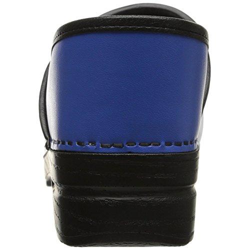Dansko Womens Professional W Mule Cobalto Box