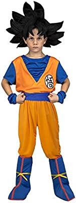 My Other Me Me Me Me- Goku Dragon Ball DISFRAZ Multicolor (231408 ...