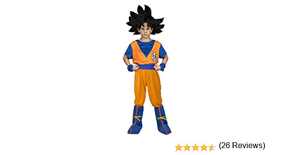 My Other Me Me Me- Goku Dragon Ball Disfraz Multicolor (231410 ...