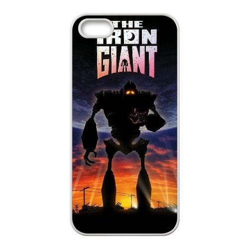 G5P18 Le Géant de fer à haute résolution affiche I3E9TS coque iPhone 4 4s cellule de cas de téléphone couvercle coque blanche KQ0DQC3LK