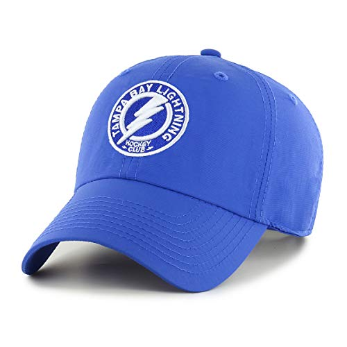 Tampa Bay Lightning Fitted Hats. OTS NHL ... f4335cbec6d4