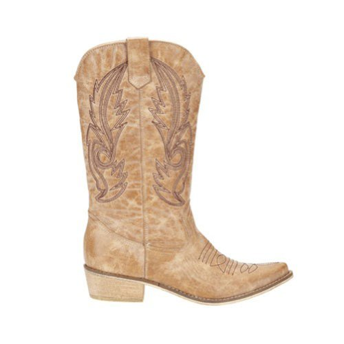 Coconuts by Matisse Women's Gaucho Boot,Tan,8.5 M (Ladies Cowboy Boots)