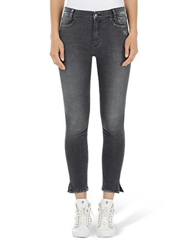 MARC CAIN SPORTS Hs 82.71 D41, Vaquero Skinny para Mujer Mehrfarbig (Flannel 842)