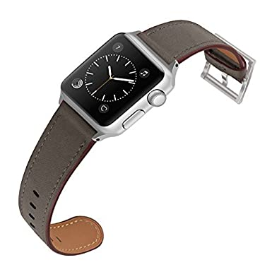 Apple Watch Strap 38mm SUNKONG Leather