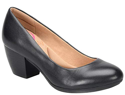 Comfortiva Women's Amora Black 7.5 M US from Comfortiva