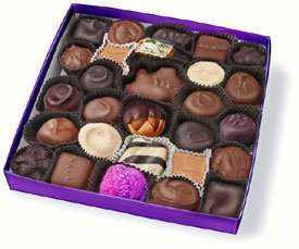Señor Murphy Chocolate Fiesta 1 Lb. Assortment Box