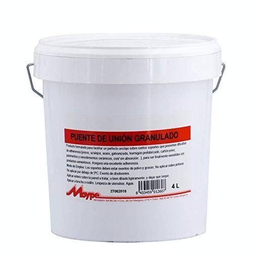 Resina Puente de unió n granulado Moype - 4 L