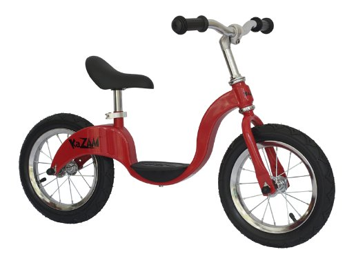 KaZAM Classic Balance Bike (Red)