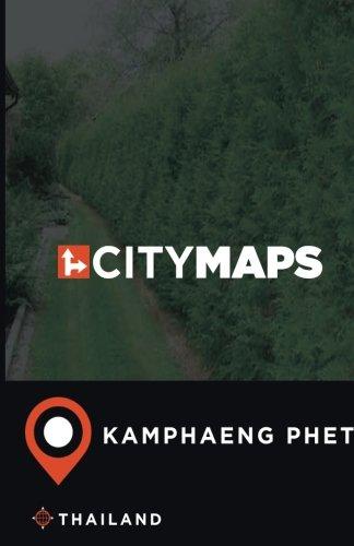 City Maps Kamphaeng Phet Thailand