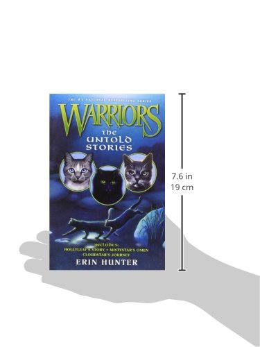 Warriors: The Untold Stories (Warriors Novella): Erin Hunter