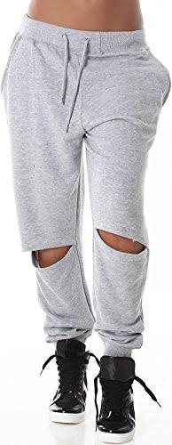 DSguided - Pantalón - harem - Básico - para mujer II Grau