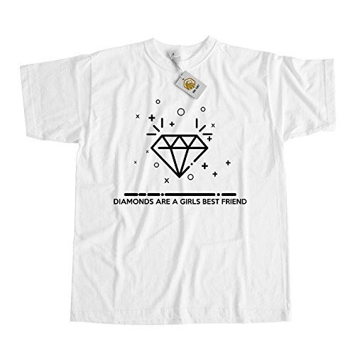 Diamonds Are The Best Girls Friends Shirt