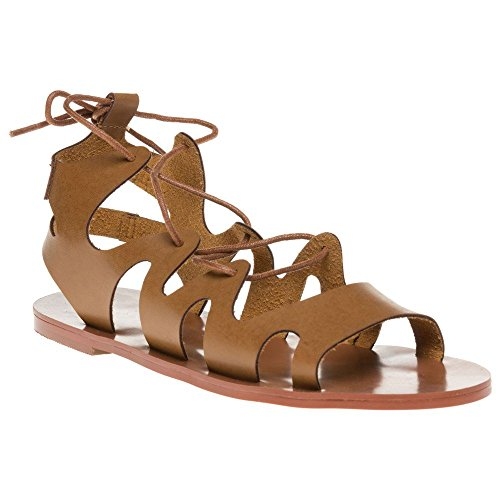 Sole Crystal Sandals Tan Tan
