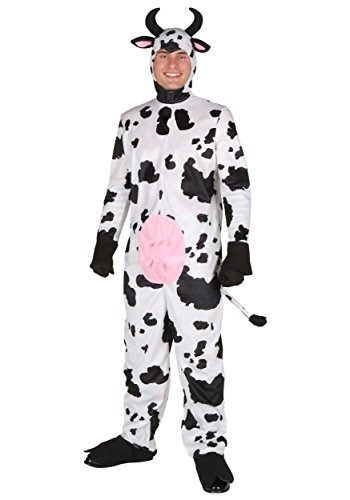 Plus Size Happy Cow Costume 4X