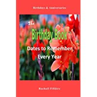 The Birthday Book: Dates to Remember Every Year