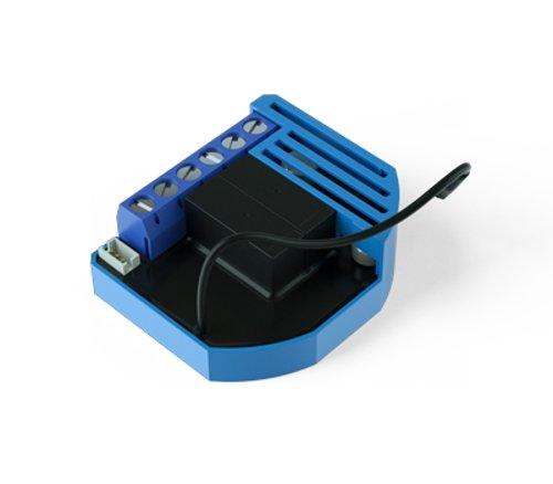 Qubino Z-Wave Plus Flush Shutter Motor Controller for Motorized Blinds and Shades - Shades Shutter Custom