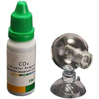 KUNSE Acuario dióxido de Carbono CO2 Monitor pH