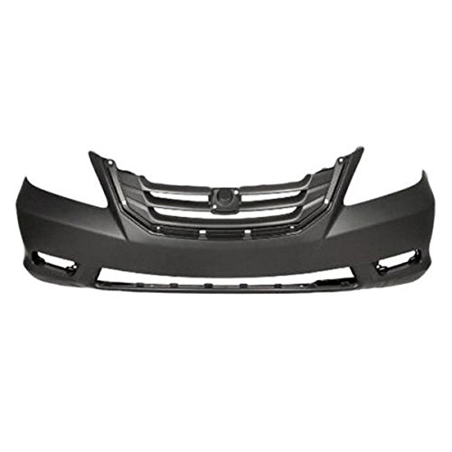 08-10 Odyssey Front Bumper Cover Facial Assembly Primed HO1000257 04711SHJA91ZZ