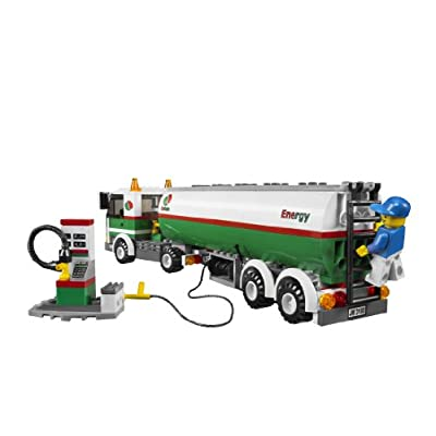 LEGO City Tank Truck 3180: Toys & Games