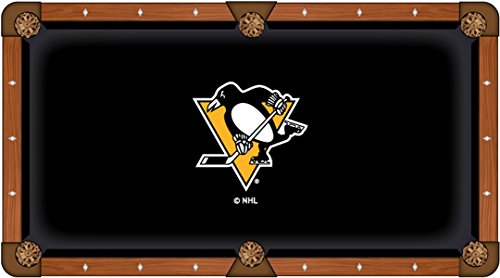 Holland Bar Stool Co. Pittsburgh Penguins Pool Table Cloth