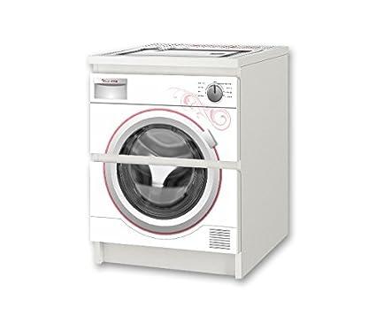 Lavadora pegatina de muebles | NSD58 | Pegatinas adecuadas para ...