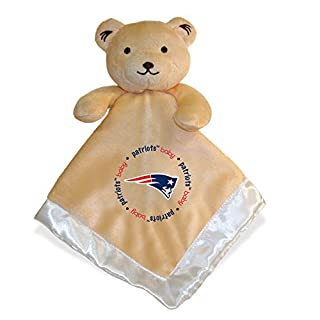 Baby Fanatic Security Bear - New England Patriots Team Colors