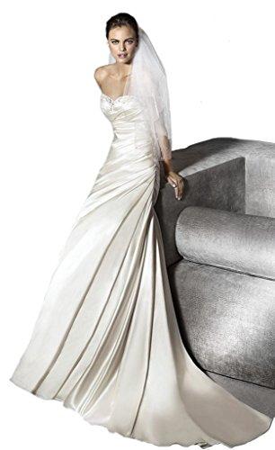 Buy noiva lebanon wedding dresses - 1