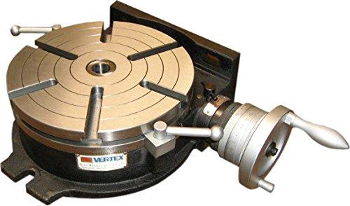 VERTEX 3900-2328 Horizontal/Vertical Rotary Table, 8''