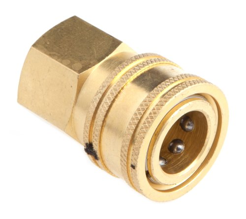 Forney 75129 Pressure Washer Accessories, Quick Coupler Fema