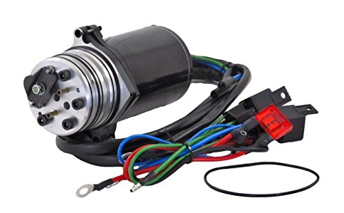 POWER TILT & TRIM MOTOR FITS MERCURY 99186 99186-1 99186T PT475N PT475TN PT475TN-2 6278 99186 99186-1 - Motor Trim Power