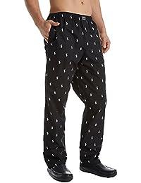 Men's Multi-pony Pj Woven Pajama Pants