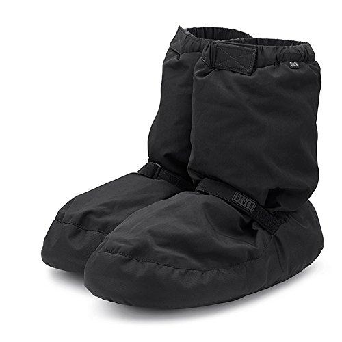 Warm Booties bis XL Small Schwarz up Erwachsene Kind IM009 Bloch 1w5tfqSx