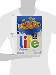 Quaker Life Cereal Whole Grain Quaker Oats Cereal 2 Pack of 31oz