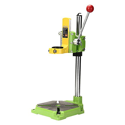 Marketworldcup - Mini Electric Stand 90° Rotating Drill Bracket Bench Drill Carrier Fixed Frame by Marketworldcup