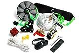 Alien Flier X3-F150 Backyard Zip Line Kit