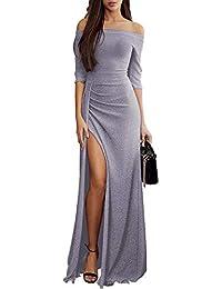 Amazon Com 3 4 Sleeve Dresses Clothing Clothing Shoes Jewelry