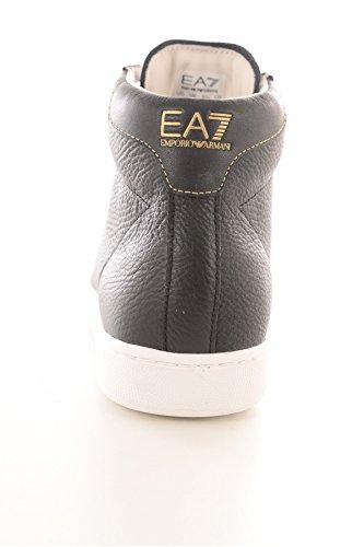 Emporio Armani - Zapatillas para hombre Negro - negro