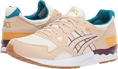 ASICS Tiger Men's Gel-Lyte¿ V Birch/Beige 12.5 D US