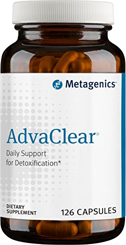 Metagenics Advaclear Capsules, 126 (Metagenics Ultra Clear Plus)