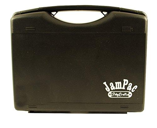 Bead Storage Unit-20 cup JamPac Bead Travel Organizer by Tidy Crafts