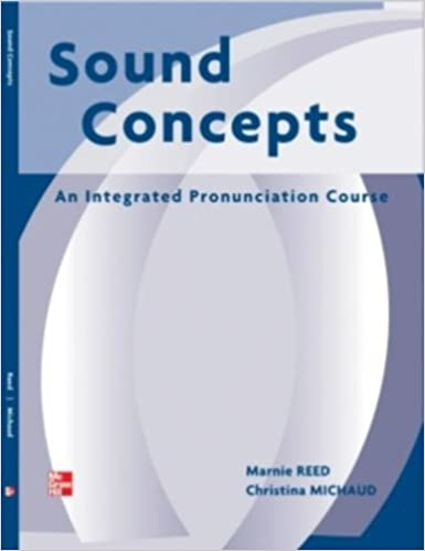 Sound Concepts - Student Book