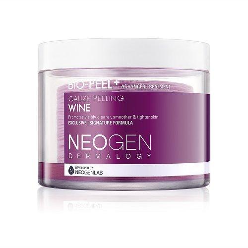 NEOGEN-Dermalogy-Bio-Peel-Gauze-Peeling-Wine-All-Skin-Types-30-Count-Internationl-Shipping-from-Korea