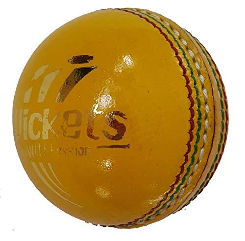 Premium Indoor Cricket Ball (6 Pack) 3Wickets