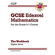GCSE Maths Edexcel Workbook: Higher - for the Grade 9-1 Course (includes Answers) (CGP GCSE Maths 9-1 Revision)