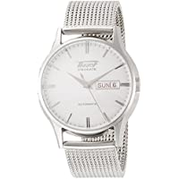 Tissot Heritage Visodate Automatic Silver Dial Men's Watch