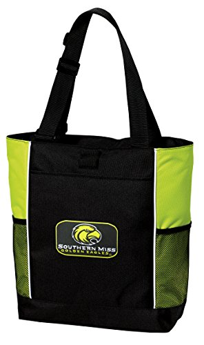 Southern Mississippi Pool - Southern Miss Eagles Tote Bags Southern Miss Totes Beach Pool Or Travel