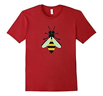 2a9059b4ff08 Honey Bee Print T-Shirt