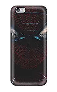 Alicia Russo Lilith's Shop New Style Iphone 6 Plus Hard Back With Bumper Silicone Gel Tpu Case Cover Amazing Spider-man New